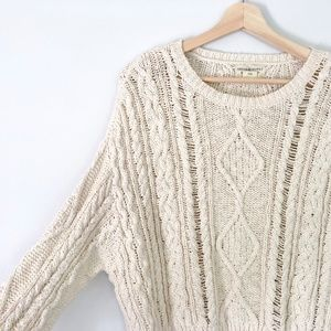 97f3573f1 Denim   Supply Ralph Lauren Sweaters - Denim   Supply Ralph Lauren Cable  Knit Sweater